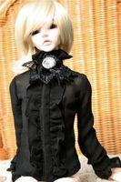 [wamami] 80# Black Lace Clothes/Shirt/Outfit 1/3 SD BJD Dollfie