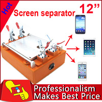 "2014 new arrival 12"" Multi Function LCD Separator machine for iPad Iphone samsung touch screen"