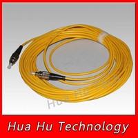 Inkjet Printer Fiber Cable, Single Core, Round Head, 6M Length, Infiniti Fiber Cable, iCONTEK,Skycolor Fiber Cable, Fiber Cable