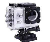 Free Shipping SJ4000 Sport Action Camera Recorder Diving Min 30M Waterproof 1080P Full HD Helmet Sports DV 12MP H.264 1.5Inch