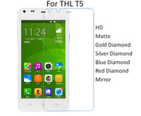 For THL T5 HD/Matte/Diamond Screen Protector Film Free Shipping