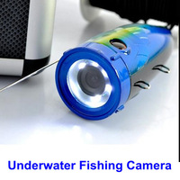 Free Shipping 600TVL HD CCTV Underwater Camera with white 15m cable