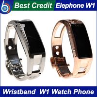 Original Elephone W1 Bluetooth Smart Bracelet Wristband Bluetooth Power Balance Energy Bracelet for Android Cell Phone Watch/Eva