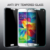 Durable Explosion Proof Tempered Glass Screen Protector for Samsung Galaxy S5 Cell Phone Privacy Anti Spy creen Protective Film