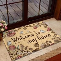 2014 hot cartoon flannel mats, door mats bedroom, bath mat, Bedside mat,three sizes,  Free Shipping