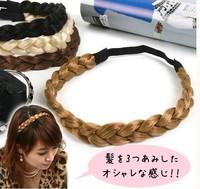 Wholesale - Periwig braid Bohemian hair band Headband unique Hair rope Big size