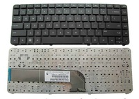 New original laptop keyboard for HP for Compaq DV4-3000 3125 4000 3126 3010TX 3114TX 3115TX Black US version free shipping