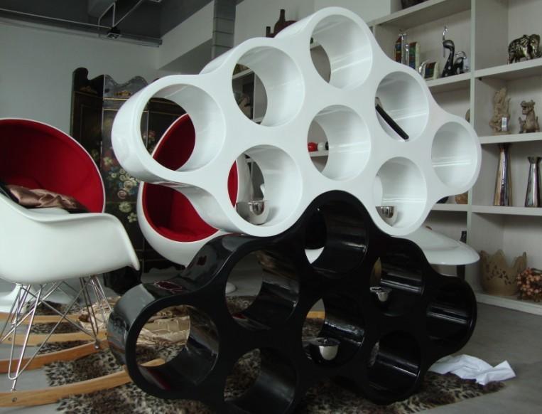 Cloud Bookcase clouds display shelves showcase classic fiberglass mall display rack(China (Mainland))
