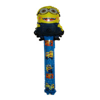New Arrive 20pcs/lot Despicable Me cherry bar cartoon  Balloons,foil balloons,Kids birthday balloon party balloon