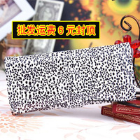 Women Wallet Card Package 13 women's long design wallet fashion drop women's day clutch multifunctional multi card holder