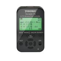 YONGNUO YN-622C-TX TTL LCD Wireless Flash Controller/Wireless Flash Trigger Transceiver For Canon DSLR YN-622C