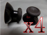 QW 4x Black Replacement Analog Thumb Stick For Microsoft Xbox One Controller