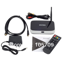 WHOSA CS918 HDMI 1.6GHz WiFi 1080P 2GB 8GB Quad Core Android 4.2 TV Box Player US Plug F1652 T
