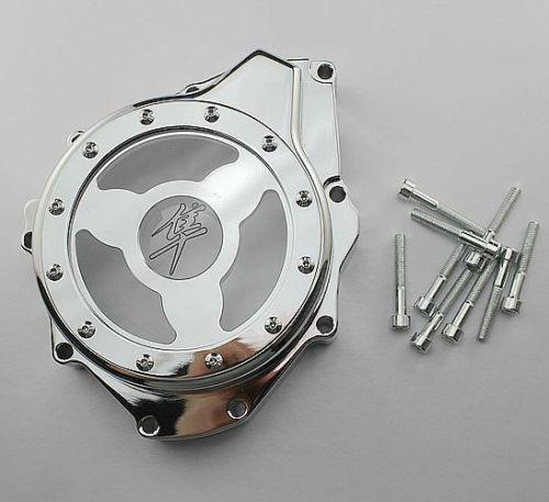 Vidro do motor da motocicleta do estator Capa Para Suzuki GSX1300R Hayabusa para 2002 2003 2004(China (Mainland))