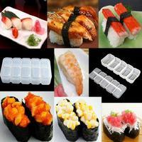 Japanese Food Package Sushi Mold Nori Stereotypes Sushi Machine Sushi Bento Box  Styling Tools Sushi Rolls