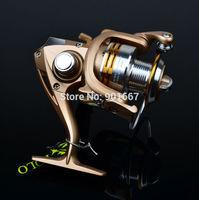 2015 P-roberos Full Metal Fishing Reels 7BB Ball Bearings Type Reel Anti seawater Left Right Hand Interchangeable Spinning Reel
