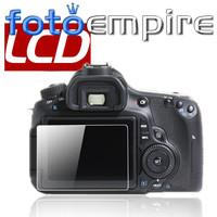 New Self-Adhesive Optical Glass LCD Screen Protector for Nikon D3300 D3200 DSLR Camera