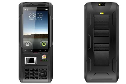 Android Handheld POS Support Magnetic Card Reader, Thermal Printer, Fingerprint Optional (CP810)(China (Mainland))