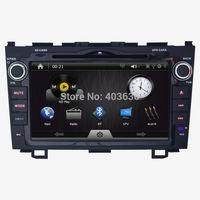 8inch Car DVD Player for  Hongda CRV 2005-2011 2 DIN Car Cassette Recorder / GPS Navigation Radio / RDS / AUX Function