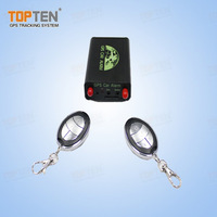 TK220 GPS Car Alarm,Live track the car by website for free