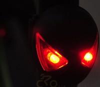 Mountain bike bicycle warning lamp tail lamp USB charge lamp
