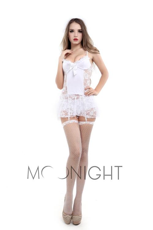 Promoci n de sexy ropa interior para luna de miel compra for Encaje ropa interior