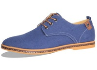2014 HOT Fashion Leather men dress flats New british style male shoes Oxford men casual shoes
