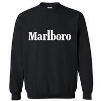 2014 2015 sping-autumn-winter European Style famous new brand Marlboro fashion sports man hoodies sweatshirt sportswear moleton