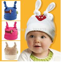 New Baby Cap Fashion Infant Hat Boys & Girls Cartoon Hats Kids Hats Children Cotton Homies Animal Caps 10PCS/Lot Sold Mix Style