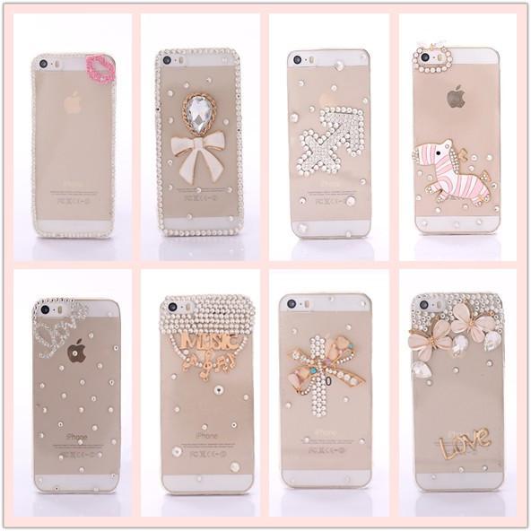 Чехол для для мобильных телефонов Weiweixiang Apple iPhone 4 4s iPhone 5 5s For iPhone 5 5s плюшевая маска зайки uni
