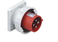 TYP833 (16A4 core) seat pin waterproof IP67 industrial plug