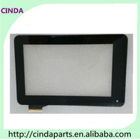Free shipping 100% Guaranteed LCD capacitive touch screen digitizer for Acer iconia tab B1-A71 B1 A71 tablet