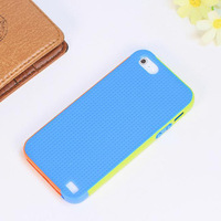 Zenus Walnutt Color Shock TPU back case cover for Apple iPhone 5 5s + Free Shipping