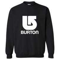 2014 autumn-winter European Style famous brand skateboard burton streetwear man hoodies sweatshirt sportswear moleton