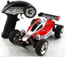 New 2014  Boys RC Car Electric Toys Remote Control Truck High Speed Controle Remoto Dirt Bike Drift Car  (China (Mainland))