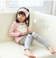 New 2014 frozen baby kids girls clothing set ( headband + coat + pants ) children outerwear clothes sets girls suit Dress