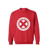 2014 2015 spring autumn winter famous superhero X-man fashion sports man pullover hoodies sweatshirt sportswear moleton