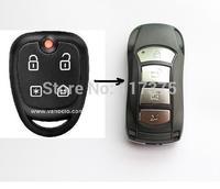 new for Brazil Positron EX300 car alarm remote key control (car look style 4 button) 433.92mhz