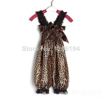 2014 Hot Arrival Fashion Striped Printed Satin Bubble Romper Lovely Infant Ruffle Romper Free Shipping