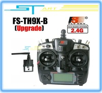 FS Flysky 2.4G 9ch Transmitter  Radio Control FS-TH9X  Without receiver RX FS-TH9B Free Shipping airmail with tracking n boy toy