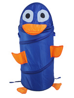 Free shipping  clothes basket clothing toy basket sundries storage bucket  Cartoon blue duck