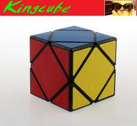 New Shengshou Skewb Cube Black Speed Cube Magic Cube Skweb Puzzle