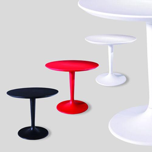 refroidir booth 80 conjuntos de tulipes en plastique de diam tre table ronde table ronde panton. Black Bedroom Furniture Sets. Home Design Ideas