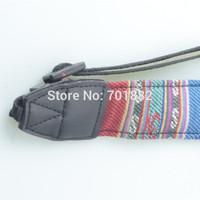10pcs lot Universal Soft Camera Neck Straps Shoulder Strap Belt Grip For DSLR 208#