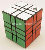 New WitEden Camouflage 3x3x4 black 334 speed cube