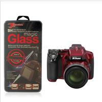 Tempered Glass HD Screen Protector for Nikon Coolpix P510 Digital Camera