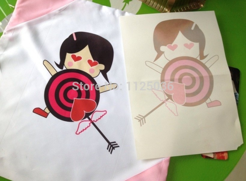 (100 pieces/lot) A4 size sublimation inkjet transfer paper(China (Mainland))