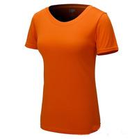NEW fashion UV Resistant sport wear Jersey T-Shirts Tee Shirt Slim Fit Tops popular quick dry t shirt forHiking running women