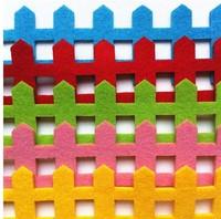 free shipping 10pcs/lot 2014 new design Non-woven Non woven fence ornamentsThe blackboard stickers house decoration