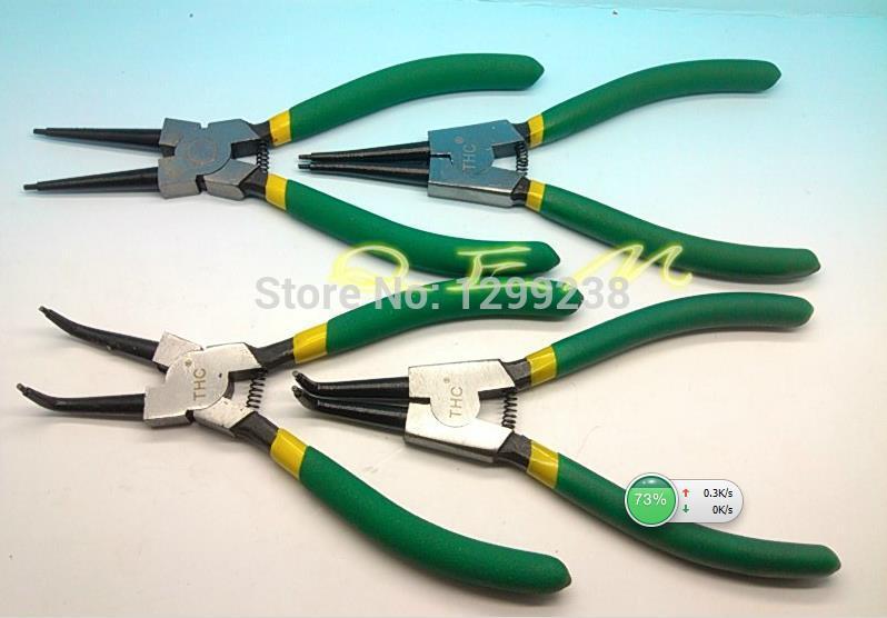 External Circlip Set 4pcs/set Circlip Pliers